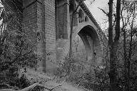 Walnut Lane Bridge, Spanning Wissahickon Creek, Philadelphia, Pennsylvania (HAER, PA,51-PHILA,731-3)