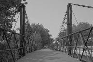 Bluff Dale Bridge, Texas.