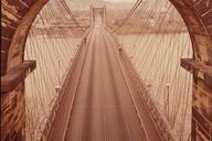 Wheeling Suspension Bridge, Spanning East channel of Ohio River at U.S. Route, Wheeling, Ohio County, WV(HAER, WVA,35-WHEEL,35-56)