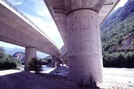 Ile Falcon Viaduct.