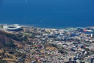 South Africa, views from Table Mountain