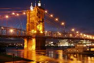 Cincinnati-Covington Bridge