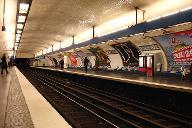 Metrobahnhof Richelieu - Drouot