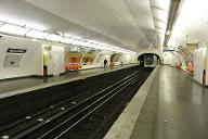Metrobahnhof Bonne Nouvelle