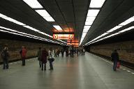 Metrobahnhof Opatov