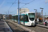 Paris - T2 Tramway Line