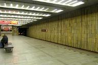 Metrobahnhof Chodov