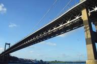 Pont-route de Tamar