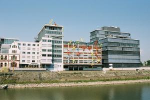 Gebäudekomplexe