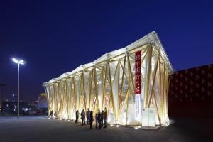 Structures en bambou