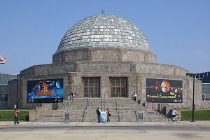 Planetarium buildings
