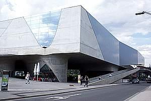 phaeno Science Center Wolfsburg