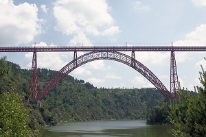 Two-hinged arch bridges