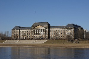Ministry or government department buildings
