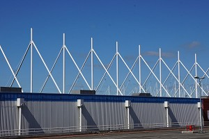 Cable-stayed structures