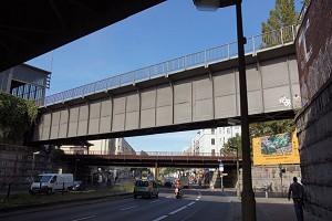 Ponts à poutres composées en acier