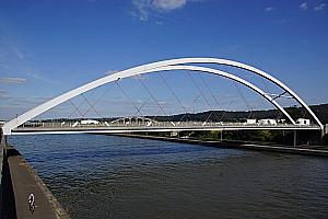 Tied-arch bridges