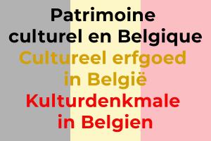 Kulturdenkmale in Belgien