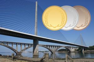 Auszeichnungen für Brücken