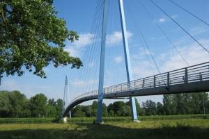 Čelákovice Footbridge