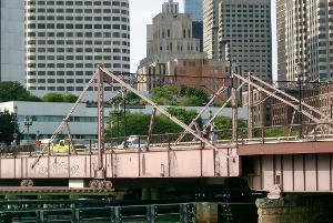 Einziehbare Zugbrücken