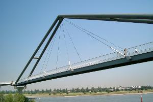 Hängesprengwerkbrücken
