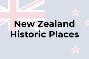 New Zealand Historic Places