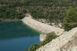 Fresh water dams