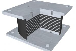 LASTO®HDRB – Erdbeben-Isolatoren