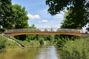 Award goes to Integral Wooden Bridge