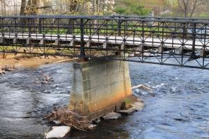 Ponts en poutre en treillis type Truesdell