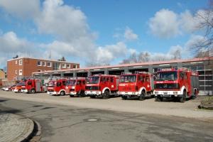 Feuerwehrhäuser