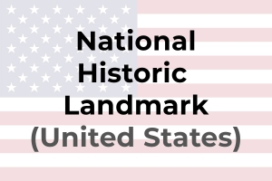 National Historic Landmarks (United States)