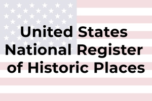 United States National Register of Historic Places