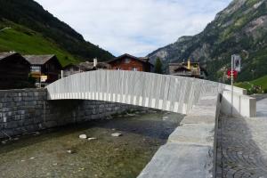 Stein-Beton-Verbundbrücken