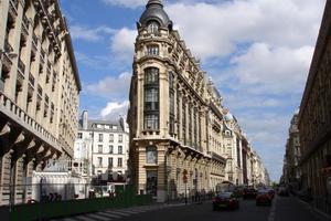 Inner-city streets