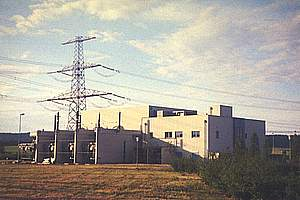 Electricity infrastructure buildings
