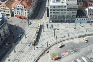 Public transit networks