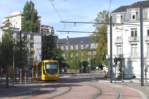 Tramway lines