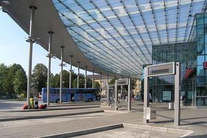 Bus terminals