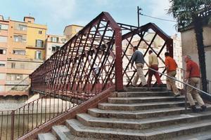 Ponts métalliques