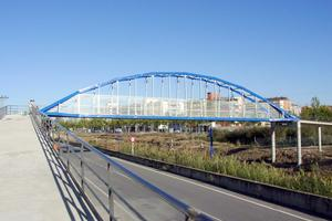Verbundwerkstoffbrücken