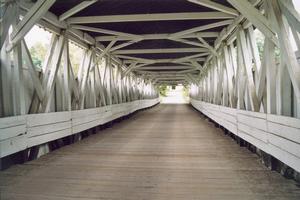 Ponts en poutre en treillis type McCallum