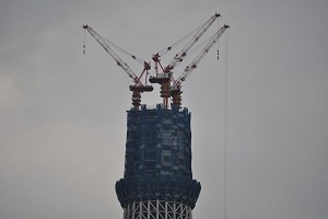 Tower erection methods