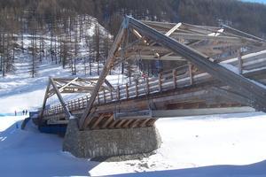 Ponts pour skieurs
