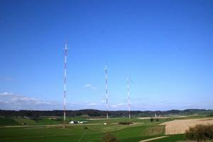 Long wave transmitters