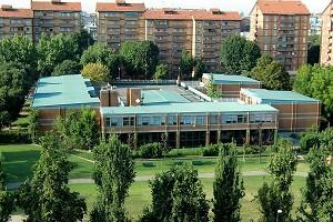 School buildings