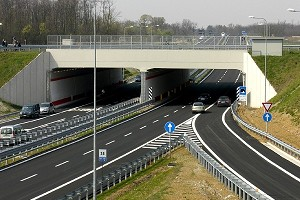 Autobahnähnliche Straßen