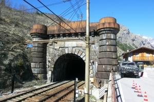 Tunnel ferroviaire du Mont-Cenis