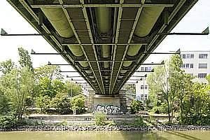 Gas pipeline bridges
